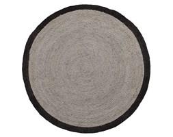 Dywan okrągły NILLA 150x150 kolor czarny