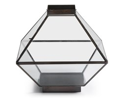 Świecznik BRANDEN 30x30 kolor miedziany