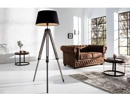 Interior Space :: Lampa podłogowa Sylt 100-145cm czarna