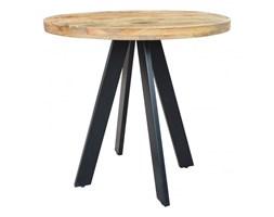 Stół do jadalni Iron Craft 80 cm