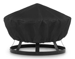 Blumfeldt Pentos osłona pogodowa nylon 600D wodoodporna czarna