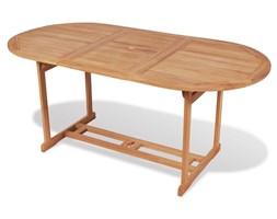Stół ogrodowy drewniany ALABAMA meble ogrodowe