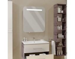 Szafka łazienkowa DIASY 60 wisząca z lustrem z oświetleniem led