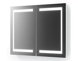 Szafka łazienkowa MODERNA 100 wisząca z lustrem oświetlenie led