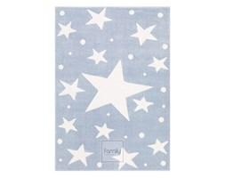 Dywan nowoczesny błekitny Gwiazdki Art 506-blue