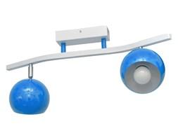Niebieska lampa sufitowa MORRIS W-7020/2 BL
