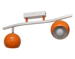 Pomarańczowa lampa sufitowa MORRIS W-7020/2 ORG
