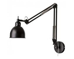 Lampa ścienna czarna Frandsen Job Black Matt 14x75cm