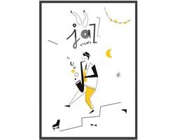 Plakat Jazz Nights 50x70, aut. M. Pilaczyńska, Wall-being