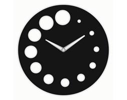 Zegar metalowy ring 60cm nowoczesny