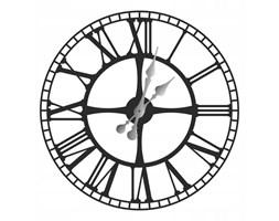 """Zegar ścienny metalowy """"Dworcowy"""" 40cm z23/40/c"""