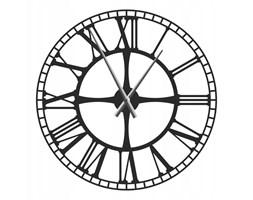 """Zegar ścienny metalowy """"Dworcowy"""" 70cm z23/70/c"""
