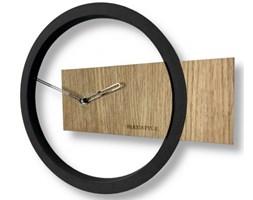 Drewniany zegar ścienny Wood Oak