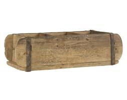 Pojemnik z recyklingowanego drewna z przegródkami  IB Laursen