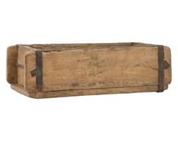 Pojemnik z recyklingowanego drewna pudełko IB Laursen