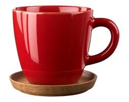Filiżanka do kawy czerwona 330 ml Hoganas Keramik