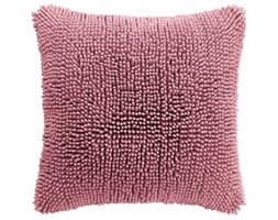 Różowa poszewka na poduszkę Tiseco Home Studio Shaggy, 45x45 cm