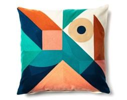 Kolorowa poszewka na poduszkę La Forma Batana, 45x45 cm