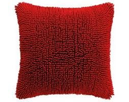 Czerwona poszewka na poduszkę Tiseco Home Studio Shaggy, 45x45 cm