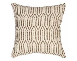 Beżowa poszewka na poduszkę we wzory Tiseco Home Studio Minaret, 45x45 cm