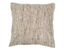 Beżowa poszewka na poduszkę we wzory Tiseco Home Studio Natural, 45x45 cm