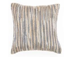 Niebieska poduszka we wzory Tiseco Home Studio Ocean, 45x45 cm