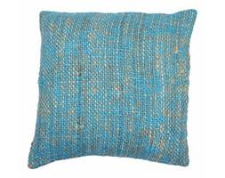 Niebieska poszewka na poduszkę Tiseco Home Studio Chambray, 45x45 cm