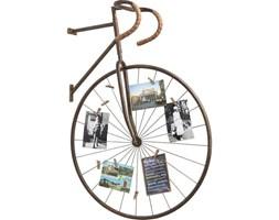 KARE Design :: Dekoracja ścienna Memo Holder Bike
