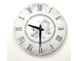 Zegar ścienny ZH55 retro vintage 30cm