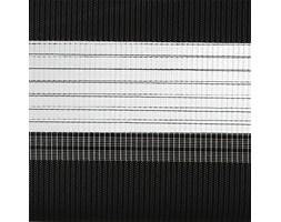 Roleta Dzień i Noc Wolnowisząca BASIC, Promocja, czarna 90x175 cm