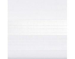 Roleta Dzień i Noc Wolnowisząca BASIC, Promocja, biała 80x175 cm