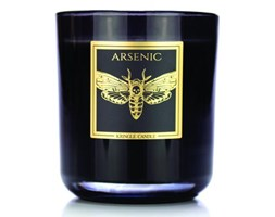 Kringle Candle - Arsenic - Tumbler (340g) z 2 knotami