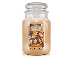 Country Candle - Gingerbread - Duży słoik (680g) 2 knoty