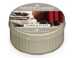 Country Candle - Warm and Fuzzy - Świeczka zapachowa - Daylight (35g)