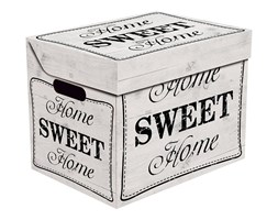pudło Sweet Home