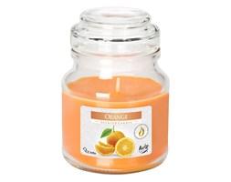 świeca zapachowa w słoiku
