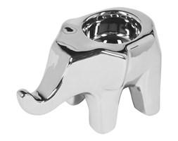 świecznik ceramiczny Słoń