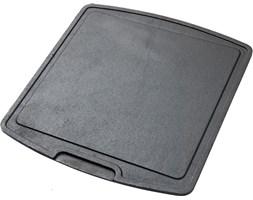 Płyta grillowa do smażenia dwustronna 33x36 cm