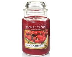 Świeca zapachowa Yankee Candle Black Cherry
