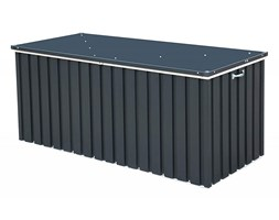OUTLET - Skrzynia ogrodowa Compact Box 1450l antracytowa - Transport GRATIS!