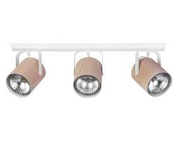 Plafon Sigma Lighting Flesz E27 3 dąb