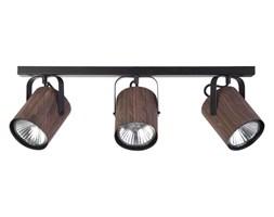 Plafon Sigma Lighting Flesz E27 3 wenge