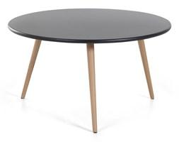 Stolik kawowy czarny - ława - stół  - TENNESSEE