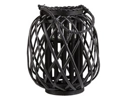 Lampion czarny 30 cm MAURITIUS
