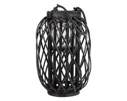 Lampion czarny 40 cm MAURITIUS