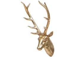 Figurka ścienna złota 67 cm DEER HEAD
