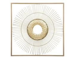 Dekoracja ścienna złota MERCURY