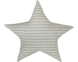 Poduszka dekoracyjna Sparkle 43x43 cm biało-zielona