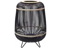 Latarenka Bamboo Ø31x42 cm czarna