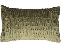 Poduszka dekoracyjna Riche 50x30 cm zielono-złota